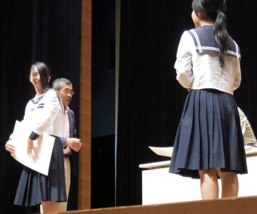 西遠高校演劇部
